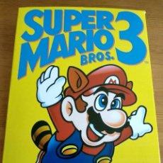 Videojuegos y Consolas: NINTENDO NES SUPER MARIO BROS 3 PAL ESPAÑA - CAJA E INSTRUCCIONES EN INGLES. Lote 149117518