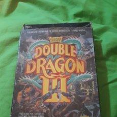 Videojuegos y Consolas: JUEGO DOUBLE DRAGON III NINTENDO NES EN CAJA. Lote 150568557