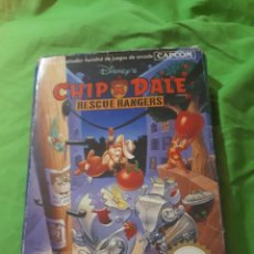 Videojuegos y Consolas: CHIP N DALE RESCUE RANGERS PARA NINTENDO NES EN CAJA. Lote 150569145