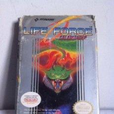 Videojuegos y Consolas: NES. LIFE FORCE SALAMANDER. Lote 150970404