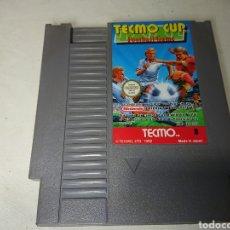 Videojuegos y Consolas: TECMO CUP - JUEGO NINTENDO NES FÚTBOL - PAL ESPAÑA. Lote 151455414