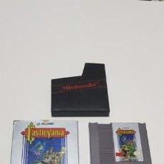 Videojuegos y Consolas: J- CASTLEVANIA NINTENDO NES PAL B EUROPA . Lote 151663918