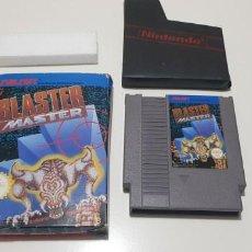 Videojuegos y Consolas: J- BLASTER MASTER NINTENDO NES PAL B EUROPA . Lote 151664370