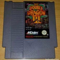 Videojuegos y Consolas: DOUBLE DRAGON 3 PAL NES. Lote 151911410