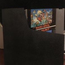 Videojuegos y Consolas: SUPER MARIO BROS/DUCK HUNT NINTENDO NES FUNCIONANDO. Lote 152234553