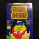 Videojuegos y Consolas: GAME GENIE DE FAMOSA PARA N.E.S. - NUEVO SIN ABRIR - VERSIÓN ESPAÑOLA/PORTUGUESA. Lote 152532778