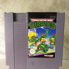 Videojuegos y Consolas: MUTANT HERO TURTLES NINTENDO NES. Lote 152631430