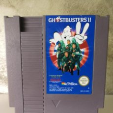 Videojuegos y Consolas: GHOSTBUSTERS 2 NINTENDO NES. Lote 152631826
