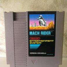 Videojuegos y Consolas - MACH RIDER NINTENDO NES - 152631970