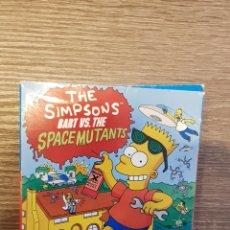 Videojuegos y Consolas: JUEGO PARA NINTENDO NES THE SIMPSONS BART VS. THE SPACEMUTANTS RETROVINTAGEJUGUETES. Lote 152695056