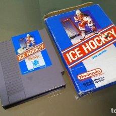 Videojuegos y Consolas: ICE HOCKEY NES VERSIÓN ESPAÑOLA.. Lote 153370062
