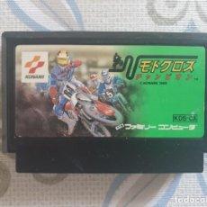 Videojuegos y Consolas: MOTOCROSS CHAMPION NINTENDO FAMICOM NES JAPONESA. Lote 155518254