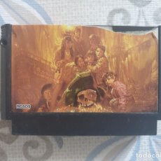 Videojuegos y Consolas: GOONIES FAMICOM NES JAPONESA. Lote 155518522