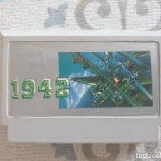Videojuegos y Consolas: 1942 NINTENDO FAMICOM NES JAPONESA. Lote 155519218