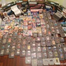 Videojuegos y Consolas: VENDO MI COLECCIÓN NINTENDO NES. Lote 155991522