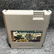 Videojuegos y Consolas: THE FLINTSTONES THE RESCUE OF DINO AND HOPPY NINTENDO NES. Lote 156016806