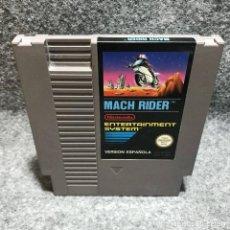 Videojuegos y Consolas - MACH RIDER NINTENDO NES - 156016970