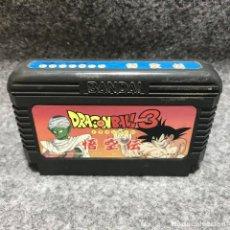 Videojuegos y Consolas: DRAGON BALL 3 NINTENDO NES FAMICOM. Lote 156017054