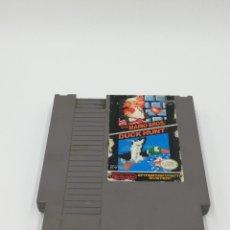 Videojuegos y Consolas: SUPER MARIO BROS DUCK HUNT NES . Lote 156412438