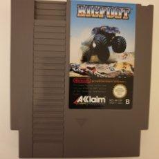 Videojuegos y Consolas: BIGFOOT. NINTENDO NES.PAL. Lote 156542221