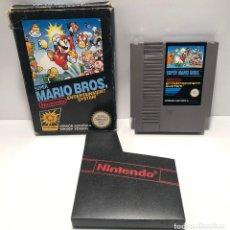 Videojuegos y Consolas: SUPER MARIO BROS. NINTENDO NES. Lote 156682162