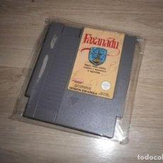 Videojuegos y Consolas: NINTENDO NES JUEGO FAXANADU VERSIÓN ESPAÑOLA PAL B. Lote 156858242