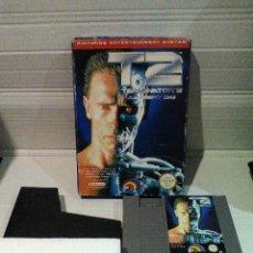Videojuegos y Consolas: T2 TERMINATOR 2 JUDGMENT DAY NES NINTENDO. Lote 157698686
