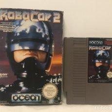 Videojuegos y Consolas: NINTENDO ROBOCOP 2. JUEGO NES. VERSIÓN ESPAÑOLA.. Lote 157979466