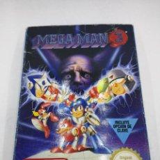Videojuegos y Consolas: VIDEO JUEGO NES MEGAMAN 3 | NINTENDO | VIDEOJUEGO | CONSOLA | MEGA MAN. Lote 159804222