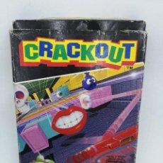 Videojuegos y Consolas: NES CRACKOUT CAJA VIDEO JUEGO   NINTENDO   VIDEOJUEGO   CONSOLA   CRACK OUT  . Lote 159804834