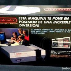 Videojuegos y Consolas: CONSOLA NINTENDO NES (NINTENDO ENTERTAINMENT SYSTEM) VERSION ESPAÑOLA. Lote 159885226
