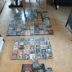 Videojuegos y Consolas: COLECCIÓN DE JUEGOS Y VIDEOCONSOLAS NES Y GAME BOY. Lote 160178537