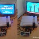 Videojuegos y Consolas: CONSOLA NINTENDO NES COMPLETA VERSION ESPAÑOLA + FOUR SCORE PLENO FUNCIONAMIENTO R8980. Lote 160372058