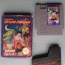 Videojuegos y Consolas: NINTENDO NES LITTLE NEMO DREAM MASTER PAL VERSION ESPAÑOLA CON CAJA BOXED VER! R8981. Lote 160372426