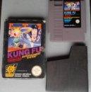 Videojuegos y Consolas: NINTENDO NES KUNG FU PAL B ESP VERSION ESPAÑOLA CON CAJA BOXED R8983. Lote 160373158