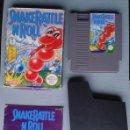Videojuegos y Consolas: NINTENDO NES SNAKE RATTLE N ROLL PAL ESPAÑA COMPLETO CIB IMPORTANTE VER Y LEER! R8985. Lote 160373946