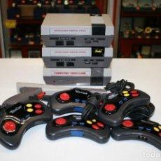 Videojuegos y Consolas: LOTE CONSOLAS CLON NINTENDO NES. Lote 183766185