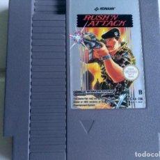Videogiochi e Consoli: JUEGO NINTENDO NES RUSH'N ATTACK PAL B. Lote 161280014