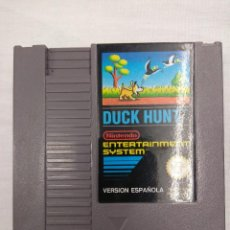 Videojuegos y Consolas: CARTUCHO PARA NINTENDO NES/DUCK HUNT.. Lote 161691374