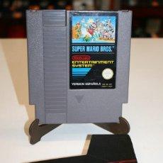 Videojuegos y Consolas: SUPER MARIO BROS NINTENDO NES. Lote 162555730