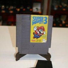 Videojuegos y Consolas: SUPER MARIO BROS 3 NINTENDO NES. Lote 162560530