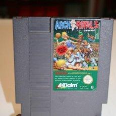 Videojuegos y Consolas: ARCH RIVALS NINTENDO NES. Lote 162592470
