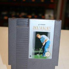 Videojuegos y Consolas: JACK NICKLAUS NINTENDO NES. Lote 162598082