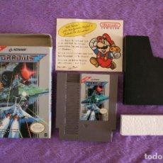 Videojuegos y Consolas: GRADIUS NES NINTENDO PAL B. Lote 163469246