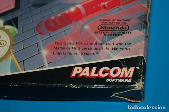 Videojuegos y Consolas: Juego Nintendo NES · Nintendo NES CRACKOUT- buen estado - Foto 7 - 164897606