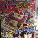 Videojuegos y Consolas: NINTENDO CLASSIC MINI FAMICOM SHONEN JUMP 50 TH ANNIVERSARY VERSION JAPAN. Lote 165701033