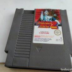 Videojuegos y Consolas: ANTIGUO CARTUCHO PARA NINTENDO NES MEGA MAN 2. Lote 165980826