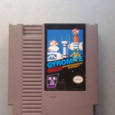 Videojuegos y Consolas: JUEGO NINTENDO NES GYROMITE PAL SOLO CARTUCHO R9115. Lote 167100152