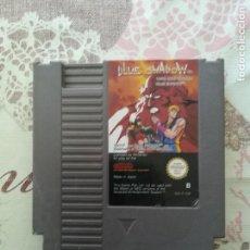 Videojuegos y Consolas: BLUE SHADOW NES PAL ESP. Lote 167565160