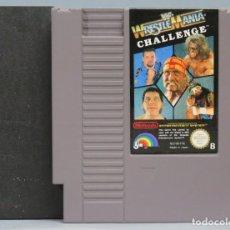 Videojuegos y Consolas: JUEGO. WRESTLEMANIA CHALLENGE. NINTENDO NES. Lote 167631048